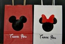 Mickey & Minnie Birthday Party / Ideas for a combined Mickey and Minnie Mouse Birthday Party! / by Jen @ Living in His Way