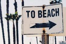 Beachin' / by ßɩue