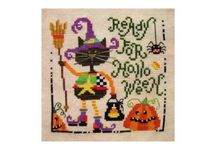Cross stitch - Halloween
