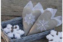 Cross stitch - Winter