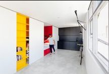 interiors - small spaces / by Neille Hepworth