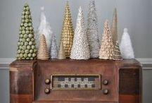 Winter Holidays / Holiday craft and decor ideas