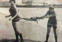 Early 20th Century Swimwear / Swimsuits 1900-1930