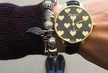 Bracelets/bangles & watches ⌚