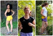 Activewear Sewing / Sports, yoga, outdoorsy stuff sewing patterns and fabrics