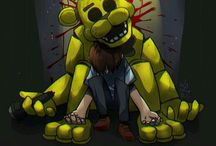 Fnaf Golden Freddy