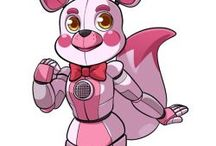 Sister Location Funtime Foxy