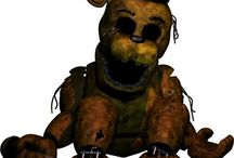 Fnaf 2 Withered Golden Freddy