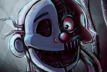 Sister Location Ennard