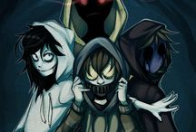 Creepypasta stuff