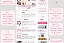 Blogging / How To ideas on how to make your blog a work from home money-making success!!