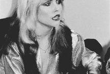 Debbie Harry @punk