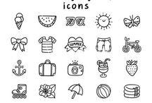 Icons / Ikony