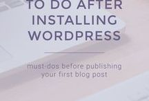 Wordpress Tips / Wordpress tips and tutorials for bloggers. How to use Wordpress for beginners. Cheat sheets and infographics for Wordpress tricks and tools.