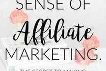 Affiliate Marketing Tips / How to make passive income with affiliate marketing in 2018. Affiliate marketing tips - earn money at home with your blog. How to choose affiliate marketing programs and tools.