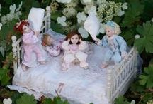 Dollhouse doll Children