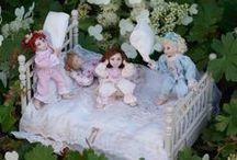 Dollhouse doll Children