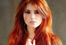 OC: Julia Flemming / Work: Medallion of Life Role: secondary character Element: fire Age: 23