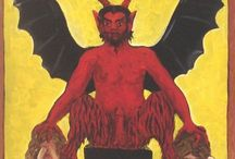 Satan / The Devil / Lucifer / Images of the dark one