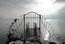Doors or no doors to secret gardens / ................., chut it's secret. / by Diane Asselin