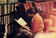 Love is reading. / by Megan Erbele