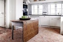 Home is where comfort is / Rustic (reclaimed wood), vintage-inspired, open, and fresh homes.  / by Megan Erbele