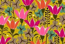 print & pattern / print & pattern design, textiles and other surface design graphics