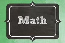 Math / General Math ideas / by Terri Douglas