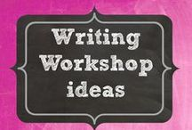 Writing Workshop / All ideas for working on writing skills. / by Terri Douglas