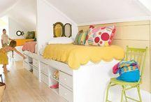 Home Inspiration: Girls' Room