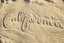 California <3 / California will always hold a special place in our hearts.  <3 Our daughter was born in NAS Lemoore, California  <3 Visiting family/friends  <3 Taking our kids to Disneyland  / by Sarah Pierce