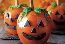 harvest/halloween / harvest and halloween baking and decor