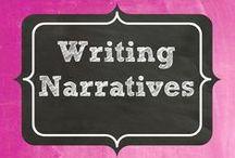 Writing Narratives / Personal Narrative writing / by Terri Douglas