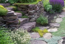 Garden Paths Steps Walls