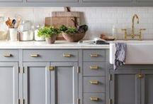 Kitchen update / by Allison Gullins