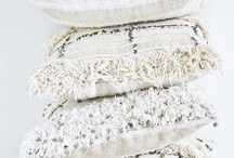 Pillow fight! / Nothing like a heap of beautiful pillows to make a house a home...here's my pick of the bunch!