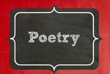 Poetry / by Terri Douglas