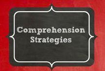 Comprehension strategies / by Terri Douglas
