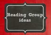 Reading group ideas / by Terri Douglas