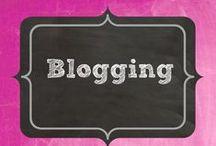 Bloggin' / by Terri Douglas