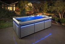 I Love My Swim Spa Fitness System / Swim Spas and Fitness Systems are now available at IHT.  Come see us at http://hottubsale.ihtspas.com/swim-spa-fitness-systems