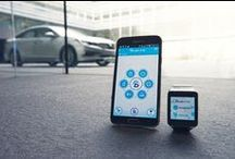 Technology / Blue Link, Connected Care, Android Auto, Apple CarPlay, Genesis Intelligent Assistant App, Audio Display