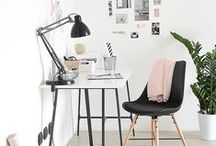 Workspace {love} / And beautiful things for your workspace