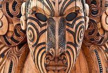 I am Maori / Visual reminders of my culture.  X