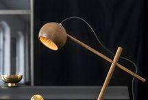 Lampe  Bord