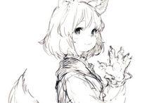 Wataboco / Cute girls, mostly
