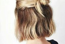 Hairstyles / A hairstyle is a maner of life.