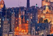 Edinburgh, Capital City of Scotland / Interesting and beautiful photographs of Scotland's number 1 city