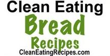 Best Clean Eating Bread Recipes / Follow this board for all sorts of Clean Eating bread recipes, like zucchini, banana, whole wheat bread, spelt, einkorn and quinoa breads. See even more here - https://cleaneatingrecipes.com/category/bread/