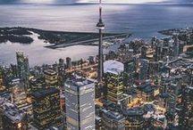 TORONTO #THE6IX / Everything fabulous about Toronto